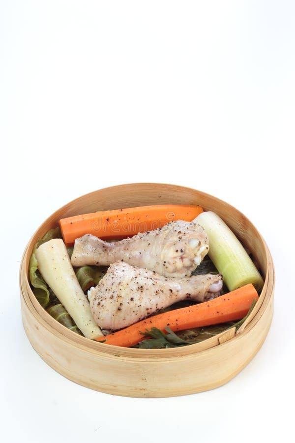 испаренные овощи стоковые фотографии rf