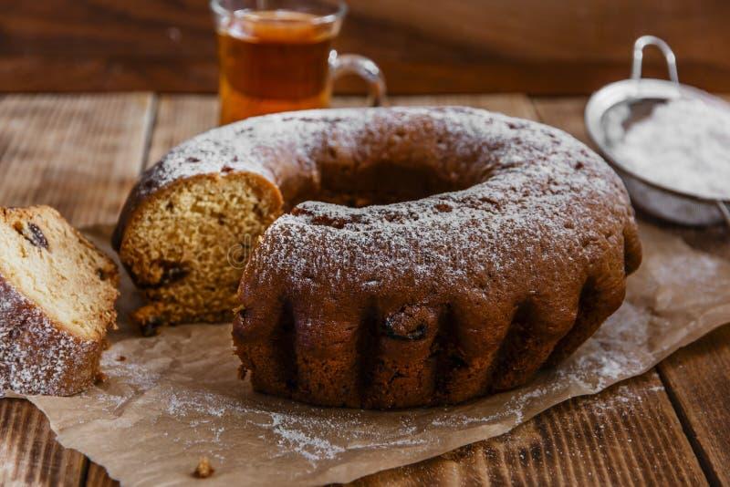 Испеките торт кольца стоковые фотографии rf
