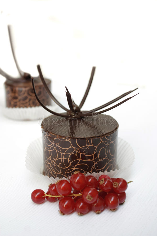 испеките шоколад стоковое фото rf