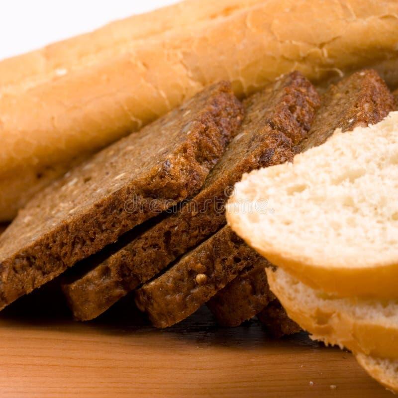 испеченный хлеб reshly стоковое изображение