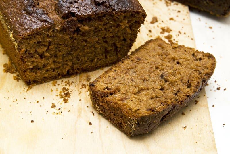 испеченный gingerbread стоковые фото