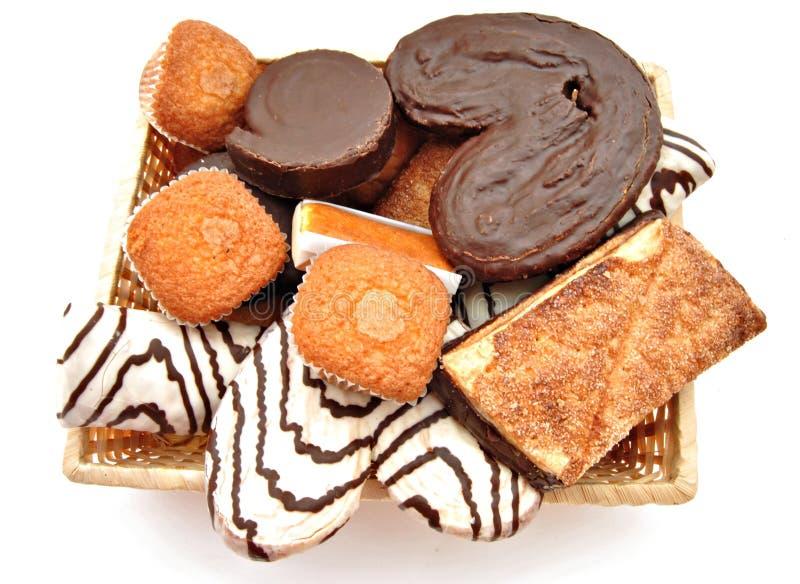 испечет печенье стоковое фото