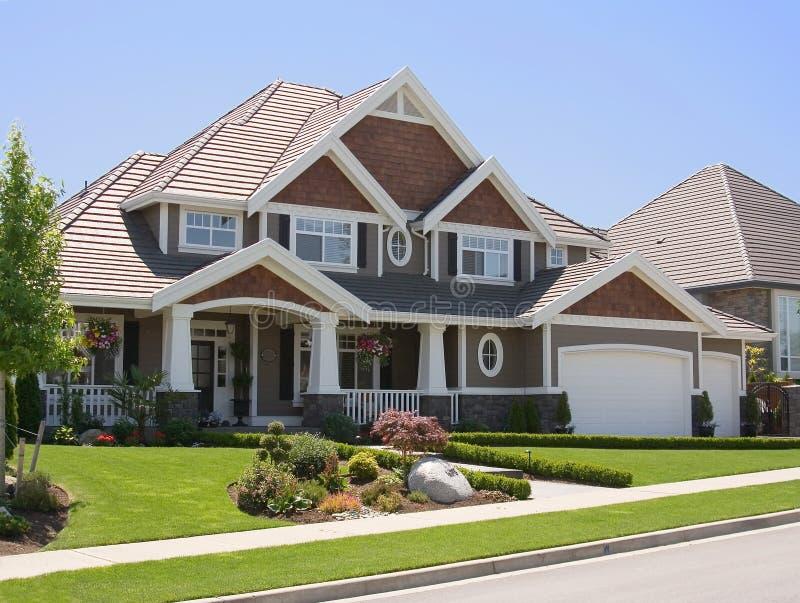 исполнительная дом высококачественная стоковое изображение