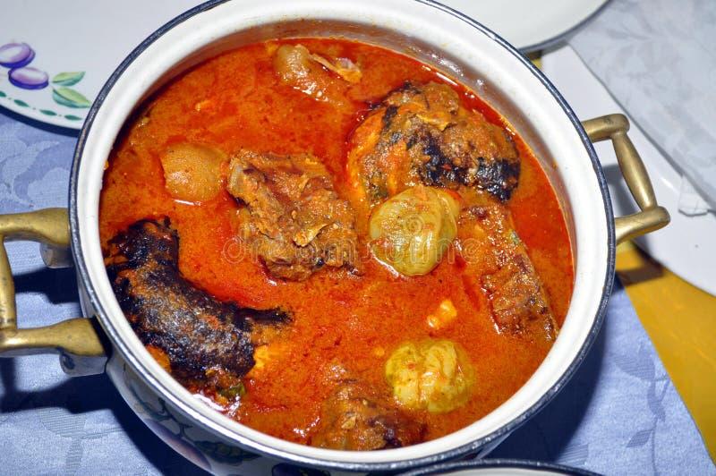 Испытание еды кулинарного искусства стоковые изображения rf