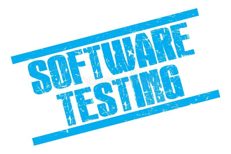 Испытание программного обеспечения бесплатная иллюстрация