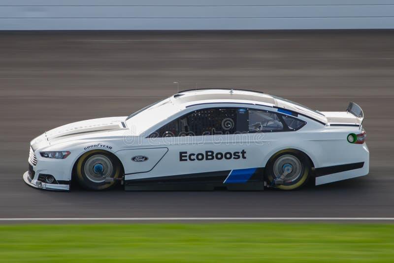 Испытание NASCAR стоковое фото rf