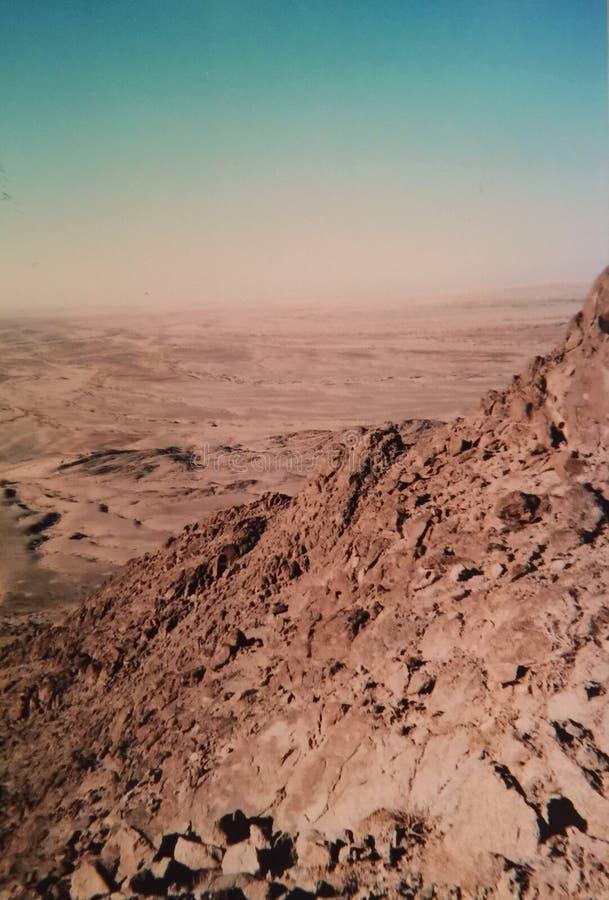 Испытательные полигоны Yuma AZ стоковая фотография