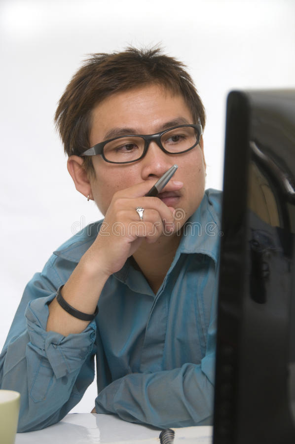 исследовать интернета стоковое изображение