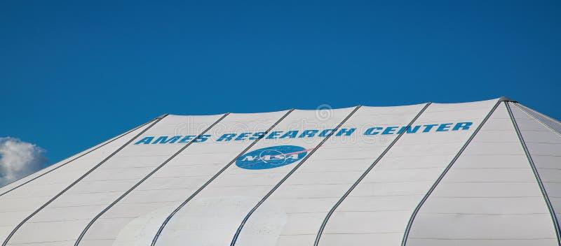 Исследовательскийа центр NASA Ames стоковое изображение rf