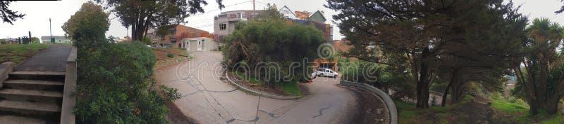 Истинная crookedest улица, улица Вермонта, Сан-Франциско, 5 стоковое изображение rf