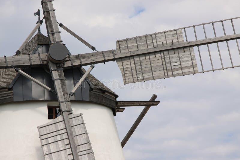 историческая ветрянка стоковая фотография rf