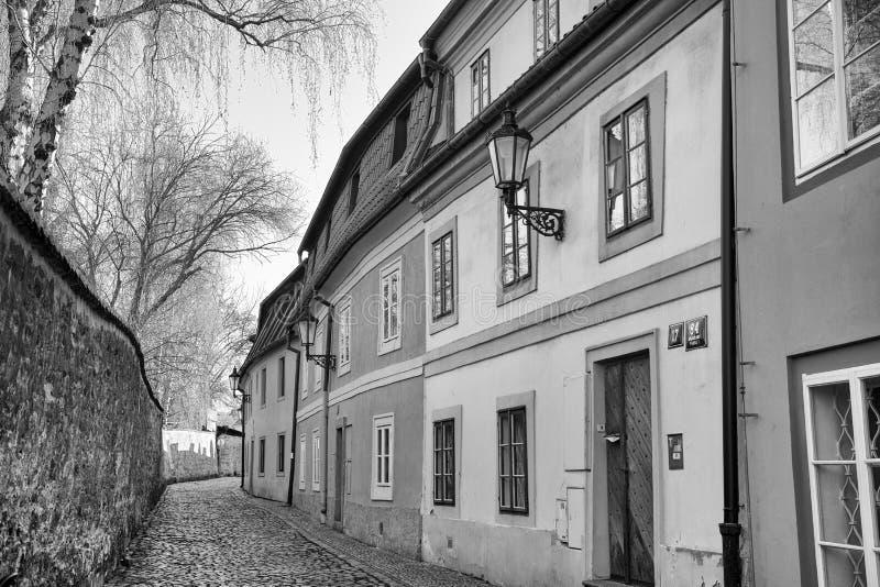 Историческая майна Праги стоковые фото