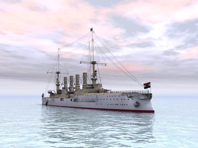исторический военный корабль бесплатная иллюстрация
