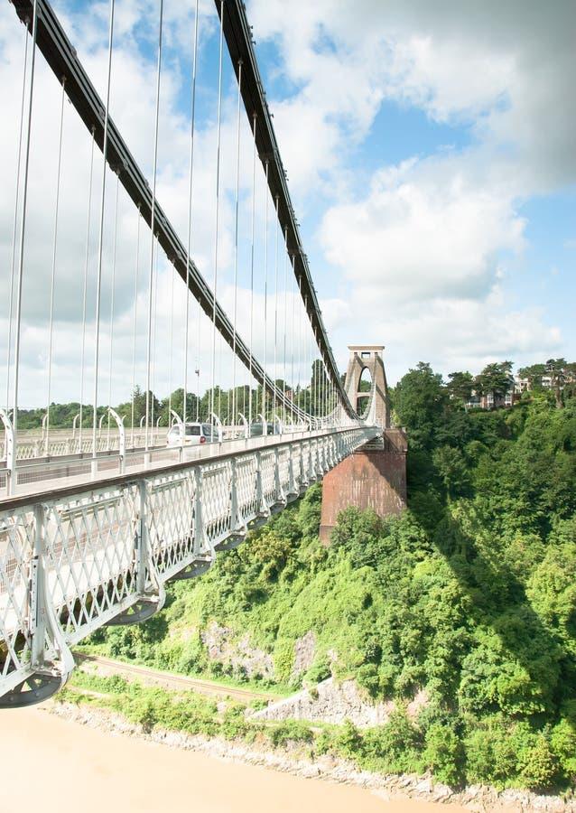 Исторический мост стоковое изображение
