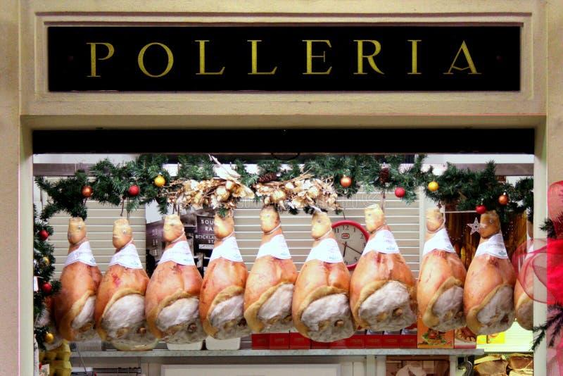 исторический рынок альбинелли, модена, италия стоковые фотографии rf