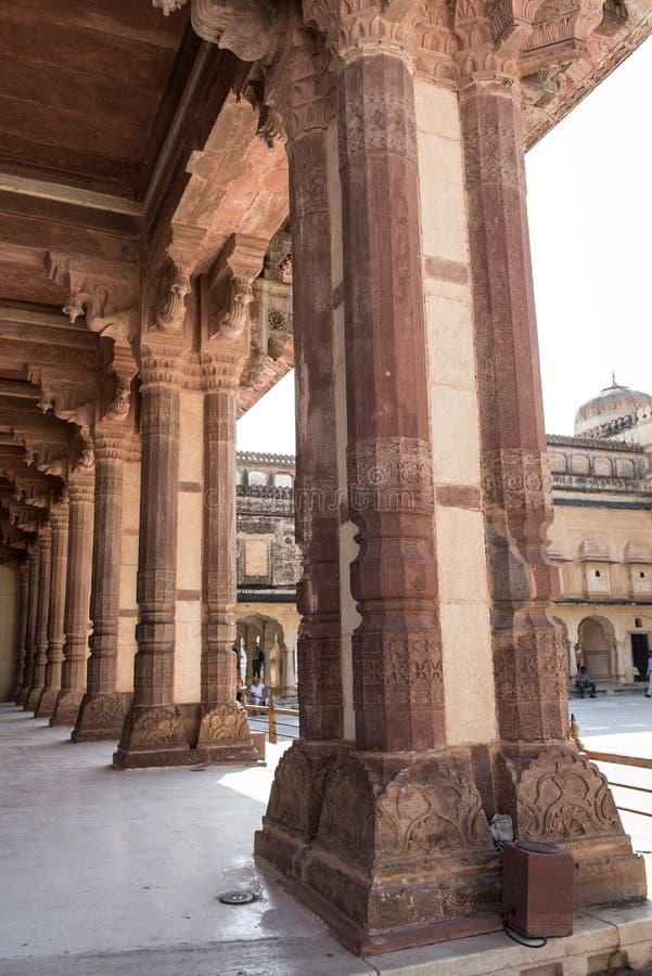 Историческое место в Джайпуре стоковое фото rf