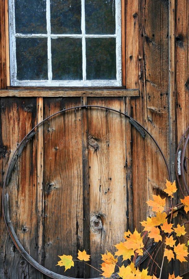 историческое село millbrook стоковое фото