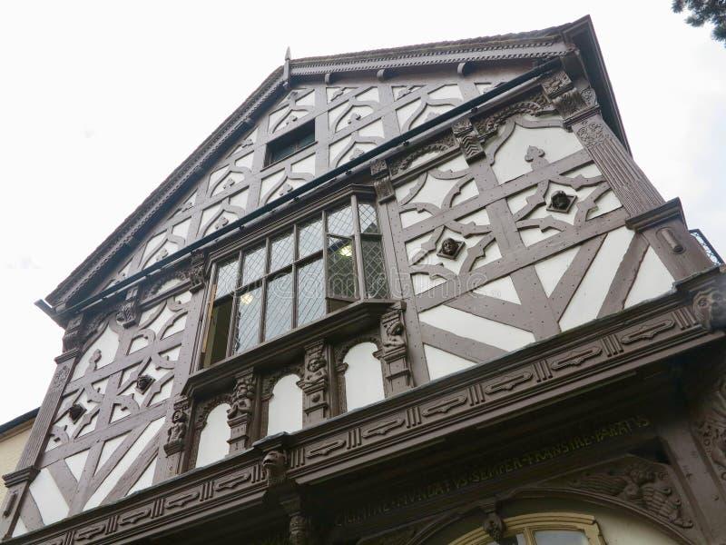 История здания стоковые фотографии rf