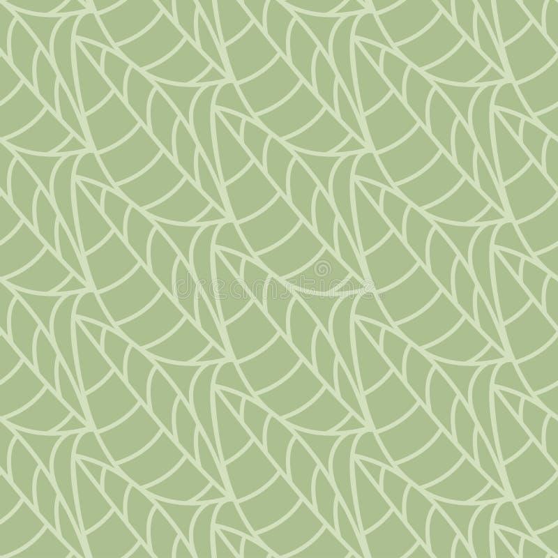 листья делают по образцу безшовное желания валов иллюстрации зеленого цвета рождества предпосылки иллюстрация штока