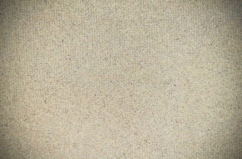 лист коричневой бумаги стоковое изображение