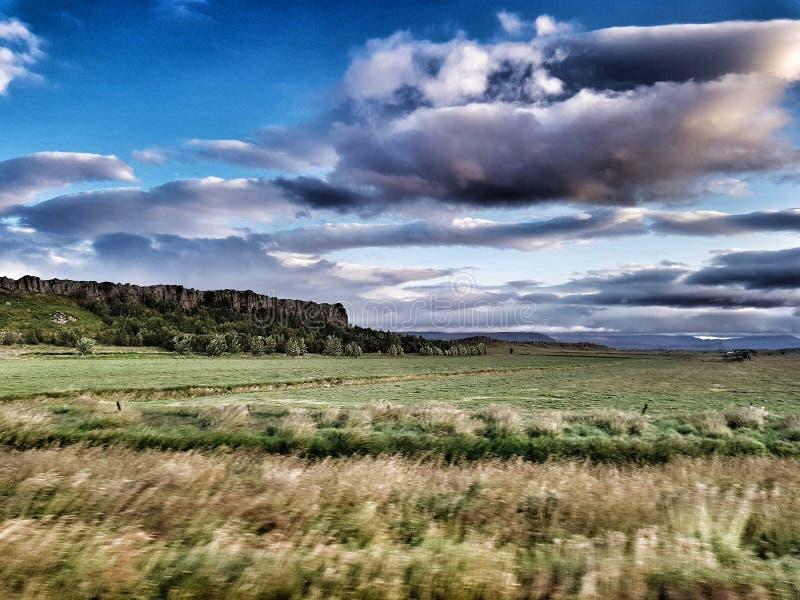 Исландия стоковые фотографии rf