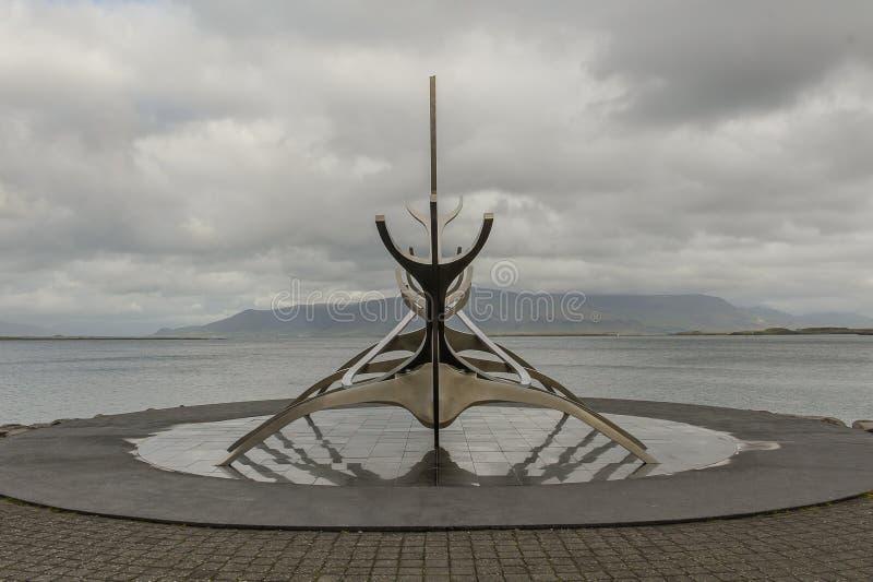 Исландия - Reykjavik стоковая фотография rf