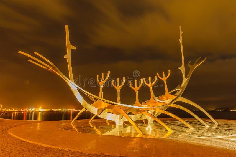 Исландия - Reykjavik стоковое фото