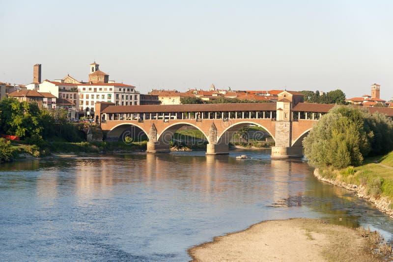 Италия Ломбардия pavia стоковые фотографии rf