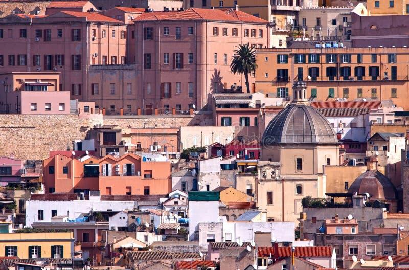 Италия Сардиния стоковые изображения