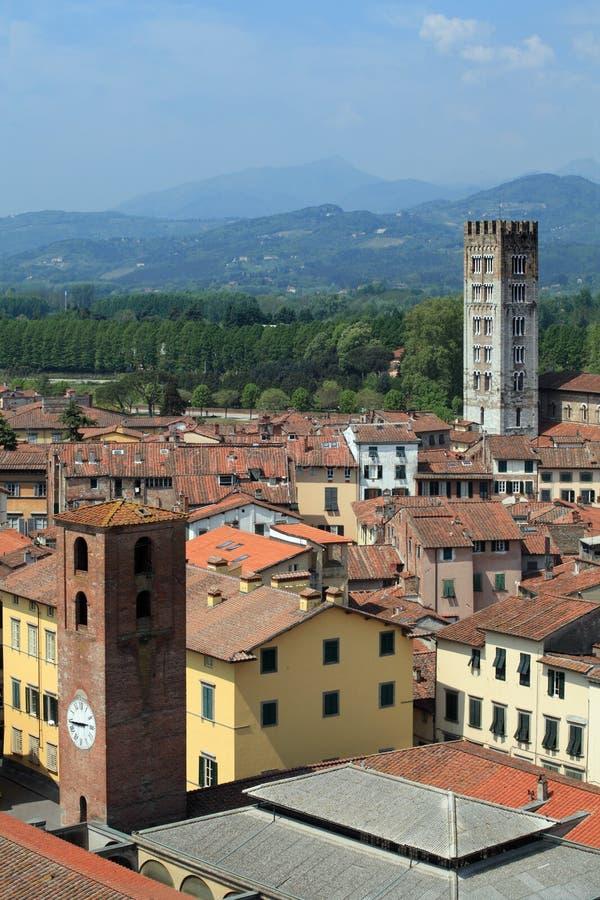 Италия lucca стоковое фото