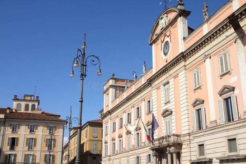 Италия piacenza стоковые фото