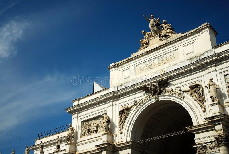 Италия rome стоковая фотография rf