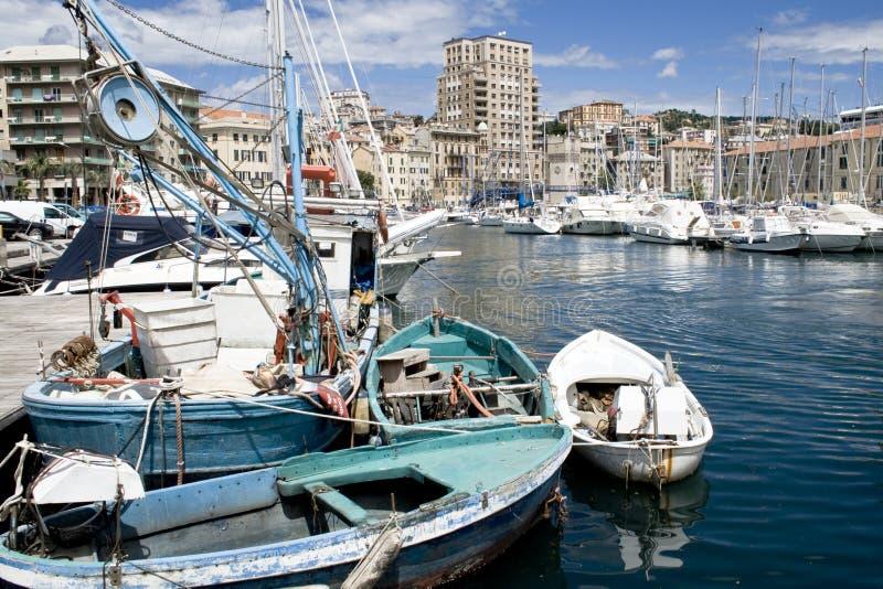 Италия savona стоковые фото