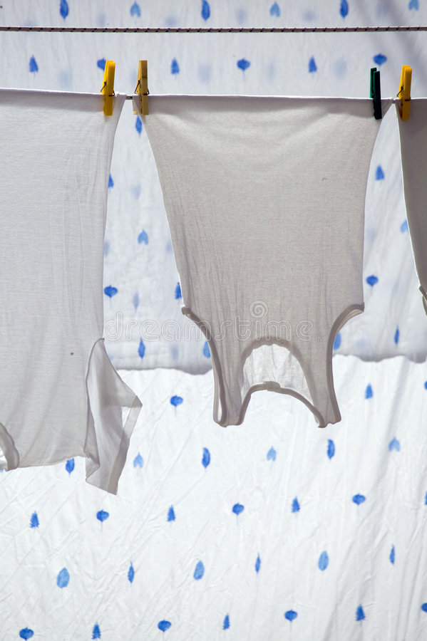 Италия venice washday стоковое изображение rf