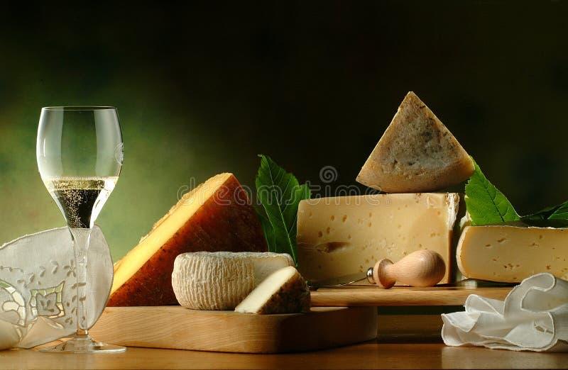 итальянка сыра стоковая фотография