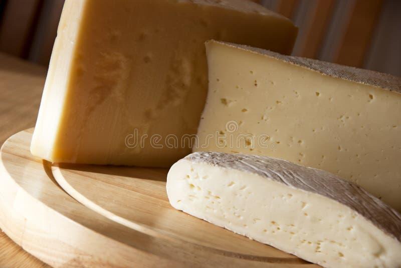 итальянка сыра стоковое фото