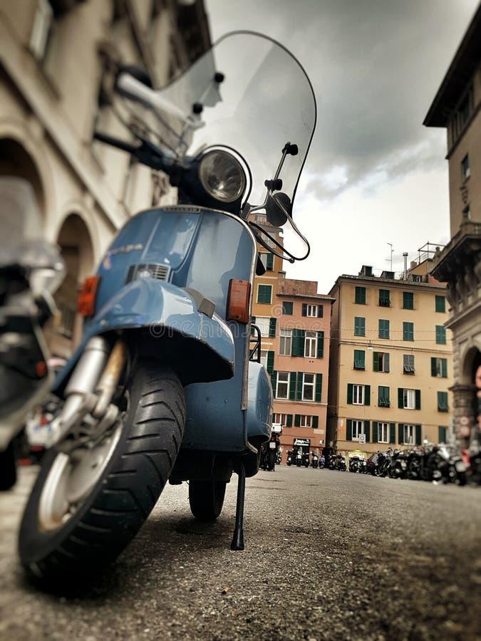 Итальянская жизнь крутая стоковое изображение