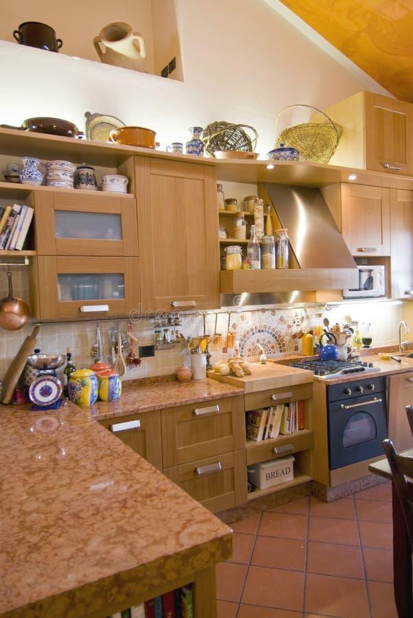 итальянская кухня стоковое изображение