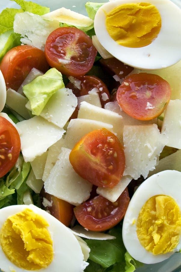итальянский салат стоковые фото