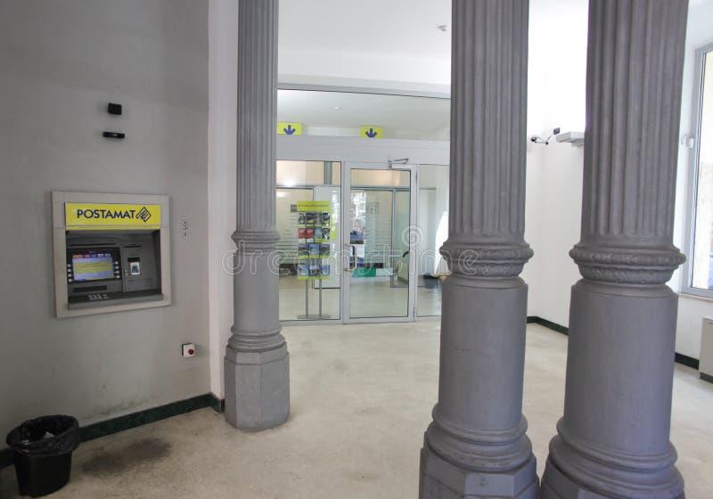 итальянский столб офиса стоковые фото