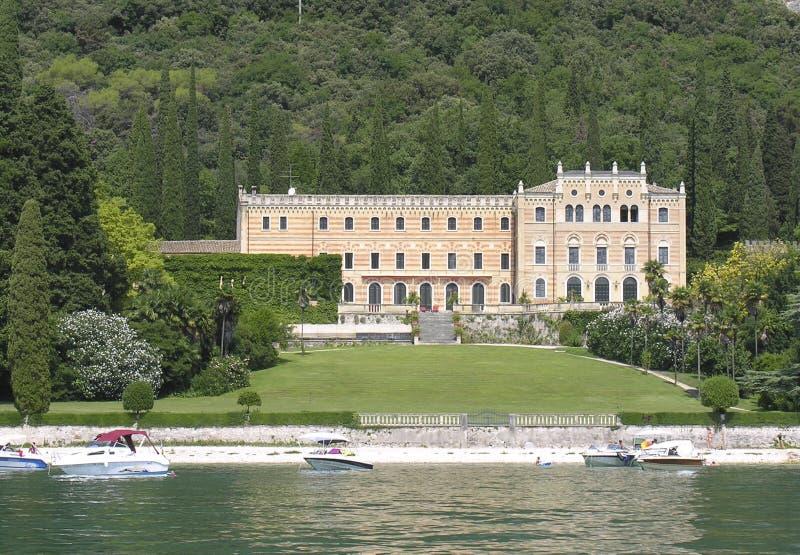итальянское landhouse стоковая фотография rf