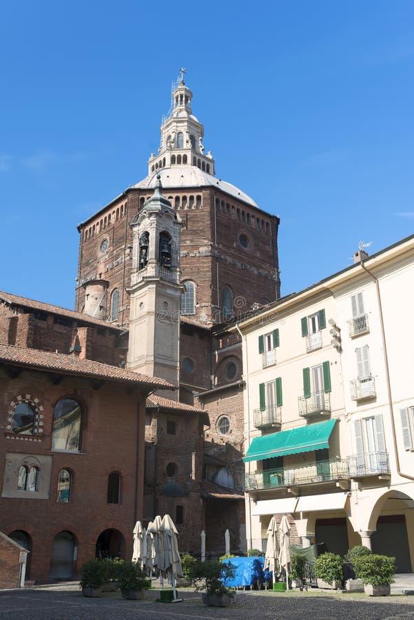Италия Ломбардия pavia стоковая фотография rf