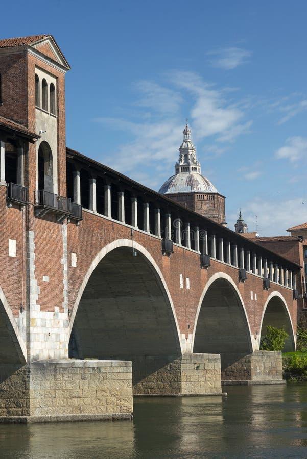 Италия Ломбардия pavia стоковая фотография