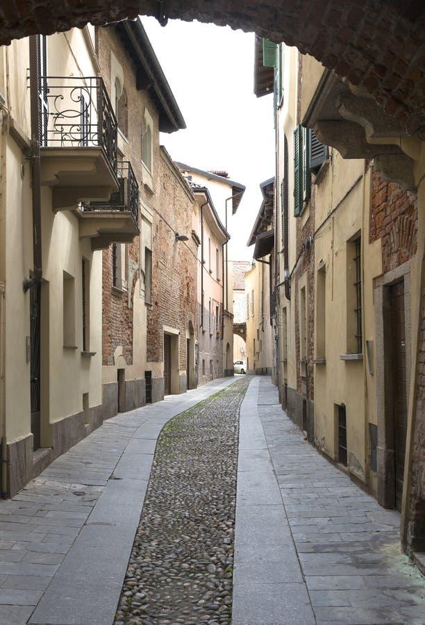 Италия Ломбардия pavia стоковое изображение rf