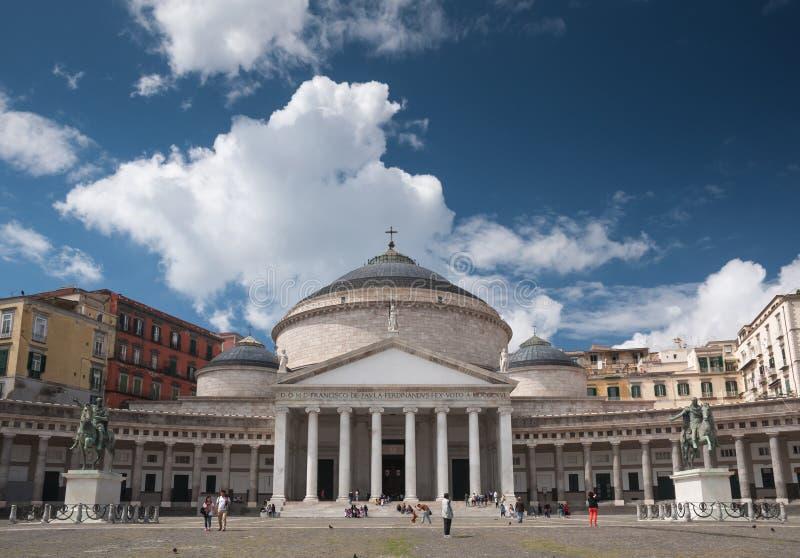 Италия naples стоковое фото rf