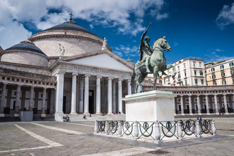 Италия naples стоковое изображение