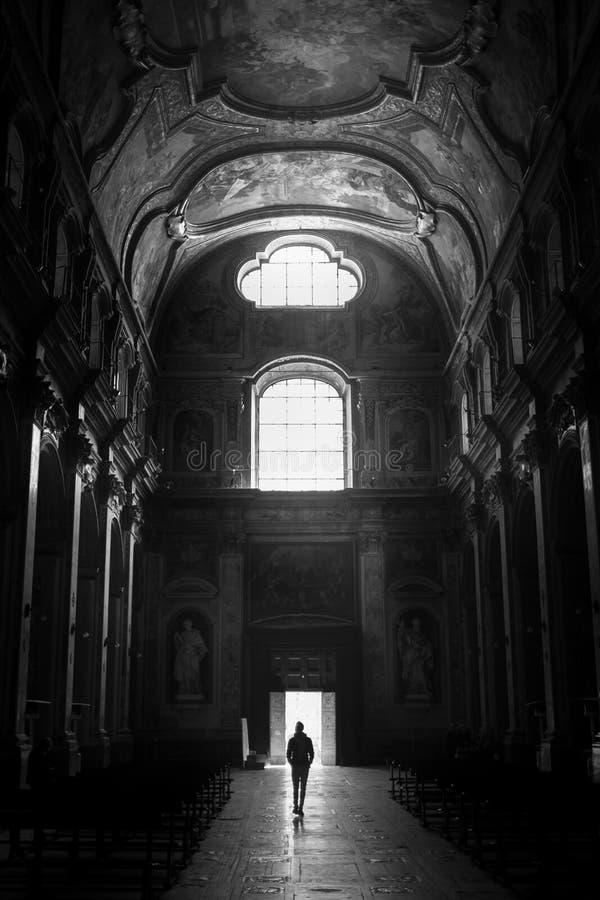 итальянка церков стоковые фотографии rf