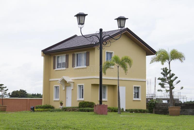 Итальянская модель дома стоковые изображения rf