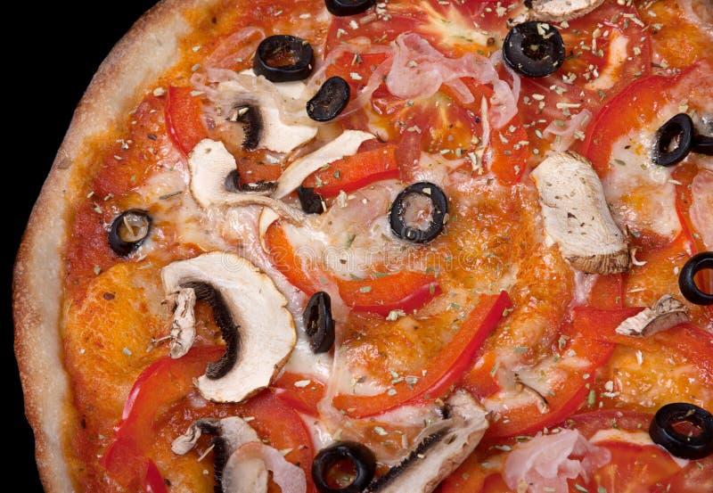 Итальянская пицца еды стоковые фото