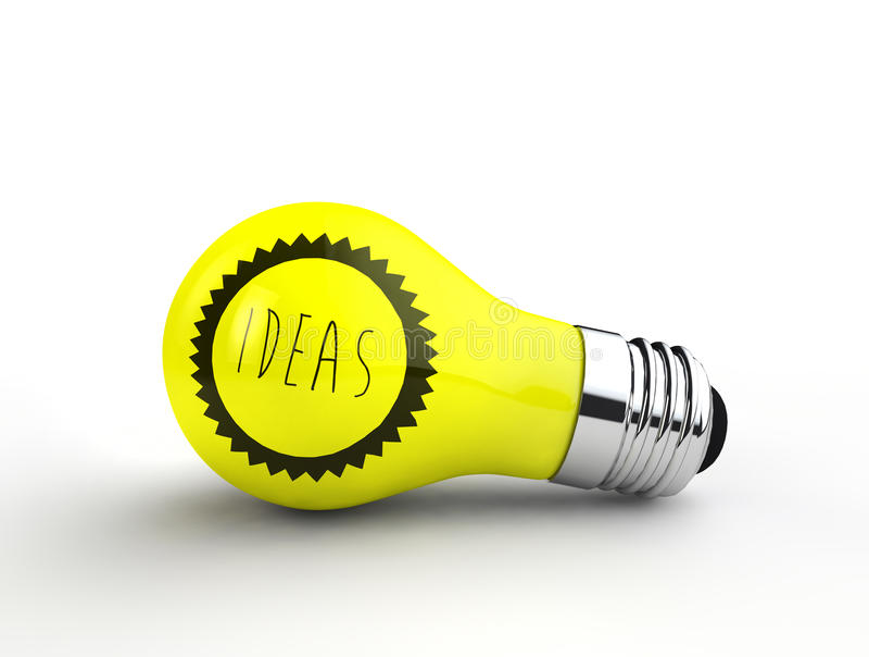 Download Идеи вручают написанный в тонком оформлении на лампочке Иллюстрация штока - иллюстрации насчитывающей bujumbura, backhoe: 40583450